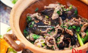 Anh Đức Huy Hài Lòng về Đá Nướng Thịt Diba