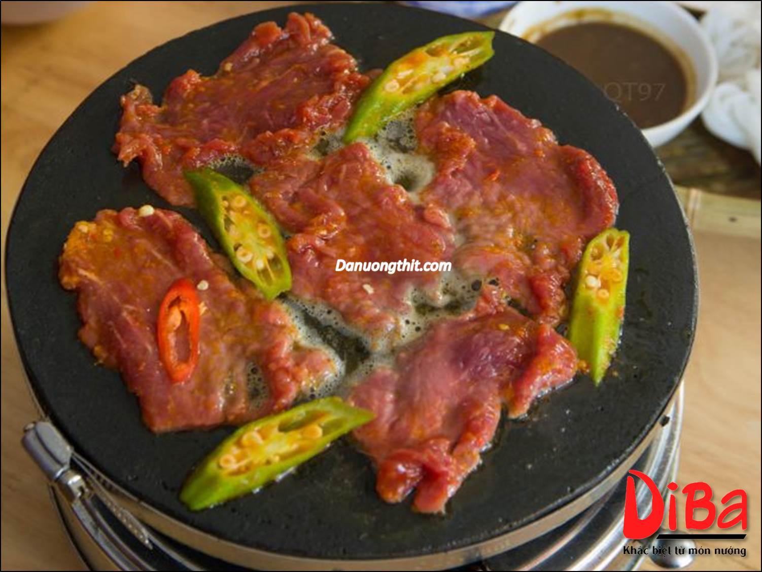 Đá Nướng Thịt - Xu Hướng Ẩm Thực Của Thời Đại