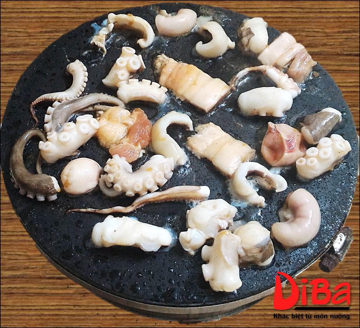 Việc lựa chọn đá nướng để chế biến món ăn là lưu ý hết sức quan trọng
