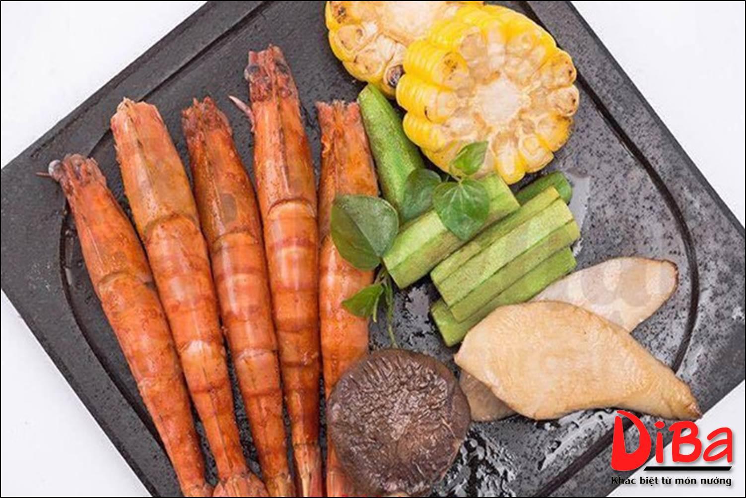 Đá Nướng Núi Lửa - Món quà của tự nhiên xóa tan mọi ưu phiền khi lỡ ghiền ăn đồ nướng.