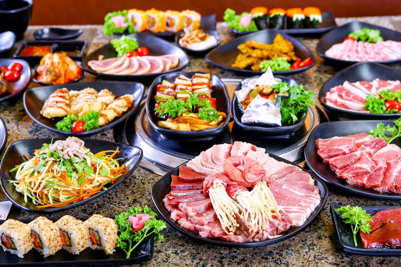 Thực đơn các món nướng ngày càng đa dạng