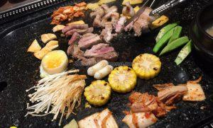 Nướng Bàn Đá Phong Cách Hàn – Chuẩn Vị Món Nướng