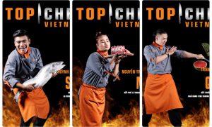 Đá Nướng Trong Căn Bếp Của Top Chef – Đầu Bếp Đỉnh 2019